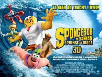 Sponge bob irish