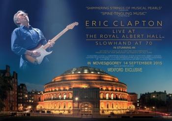 Eric Clapton Wex Ex Gorey