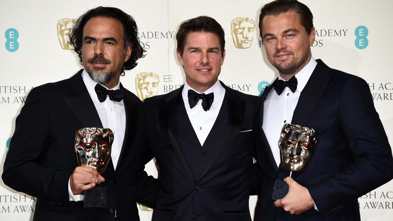 2016 BAFTAs The Revenant